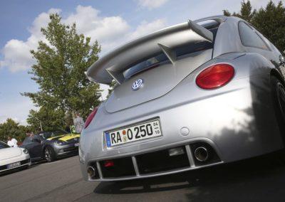 Galerie Beetle-Korso durch das VW Werk22