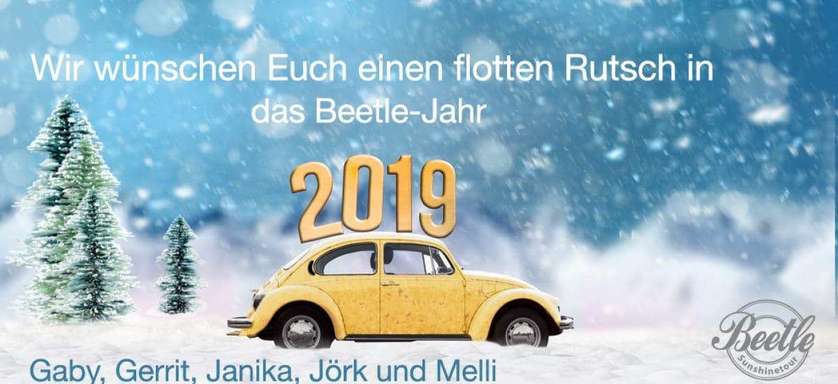 2018 …. was für ein Jahr