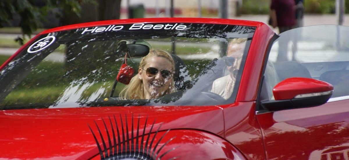 Samstag zur Beetle Sunshinetour