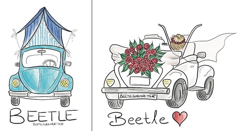 BeetleST Shirts limitiert