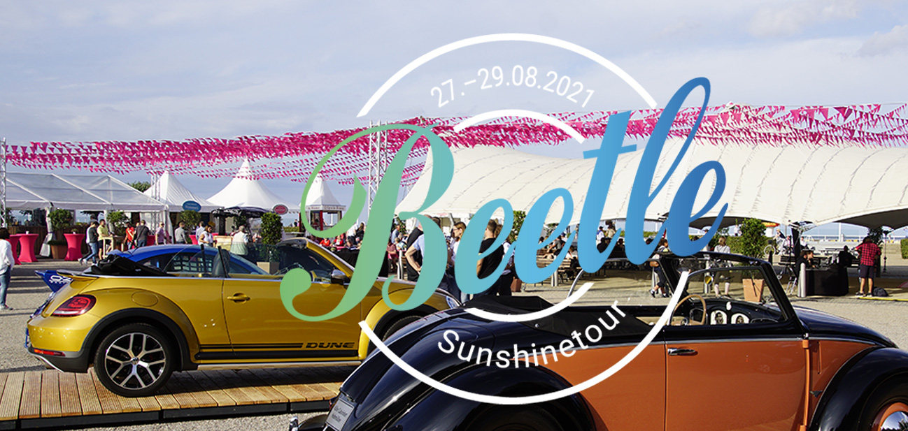 Beetle Sunshinetour 2021