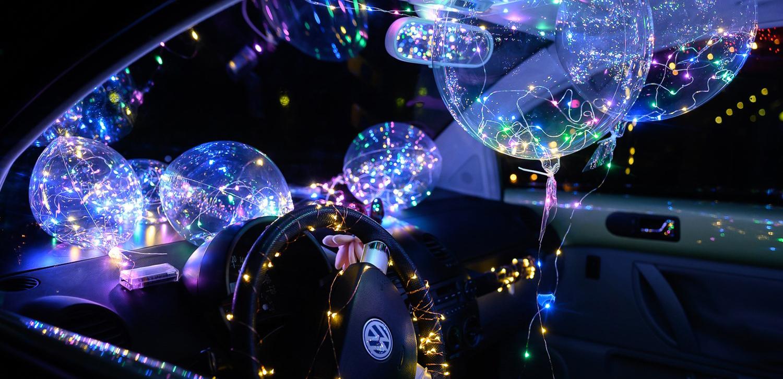 🍄🍀 Frohes neues Jahr – Happy New Year 2021 🍀🍄